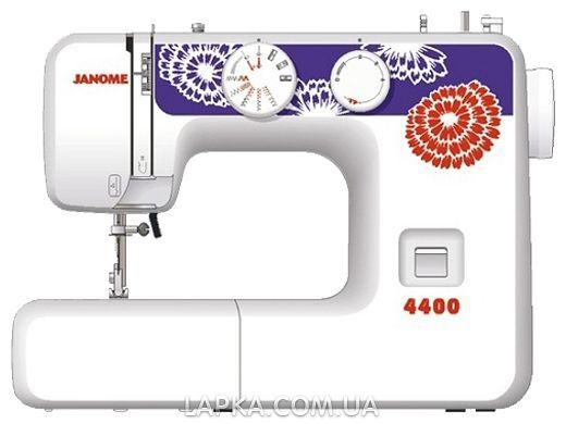 инструкция Janome 4400 - фото 3