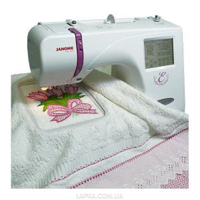 Janome программа для вышивки