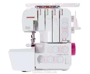 Janome Excellent Lock 777 - цена 6476 грн
