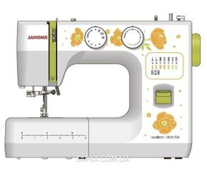 Janome Excellent Stitch 15A - цена 2876 грн